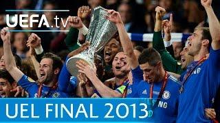 Download Video Benfica v Chelsea: 2013 UEFA Europa League final MP3 3GP MP4