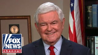 Video Gingrich: Pelosi's border remarks a great gift to the GOP MP3, 3GP, MP4, WEBM, AVI, FLV Oktober 2018