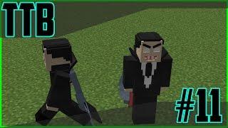 TTB#11 - Vampires and Custom Mobs   Minecraft Custom Command Pack