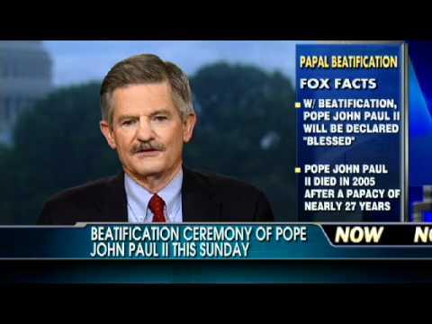 Former Ambassador Remembers Pope John Paul II Ahead of Beatification Ceremony