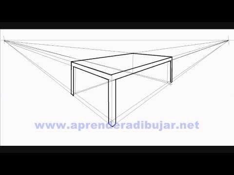Perspectiva lineal ejemplos videos videos relacionados - Mesas para dibujar ...