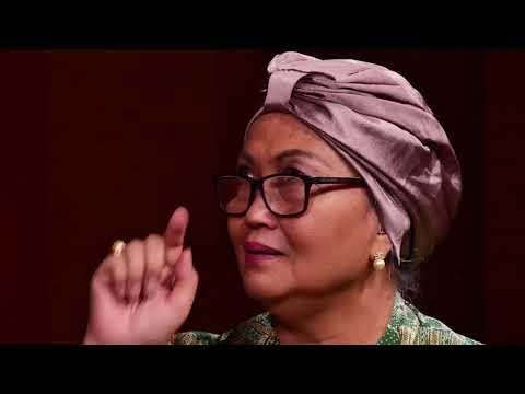 Nursyahbani Katjasungkana - Derita Rakyat Tergusur (Bag.4)