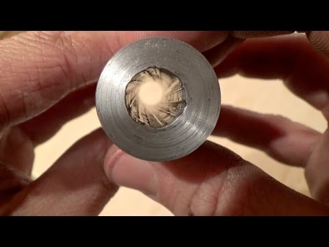 Making a Rifled Barrel without Machine Tools
