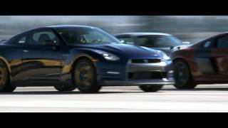 Super Car Drag Race - Motortrend