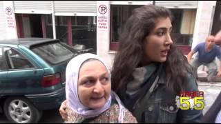 SAMSUN'DA BİNLERCE KİŞİ ANKARA'DA YAŞANAN BOMBALI SALDIRIYI BÖYLE PROTESTO ETTİ