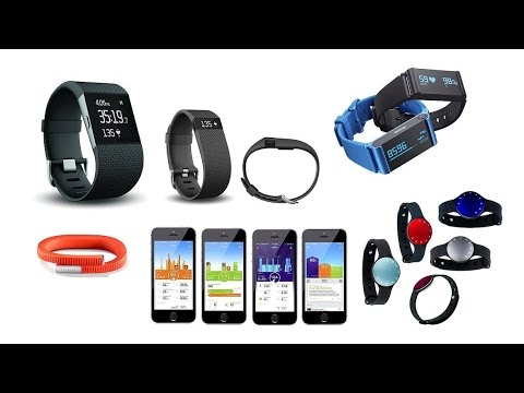 The Best New Smart Wearable Fitness Gadgets for 2015 | Top 5 Smart Wearable Gadgets for Fitness
