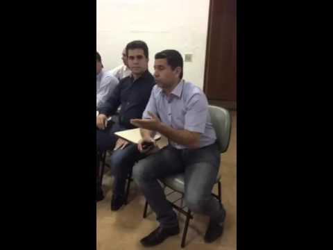 Depoimento vereador de Novo Horizonte, Beto de Souza