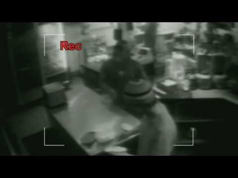 Dirty kitchen staff piss in milk and spit on food, caught on cctv and ...