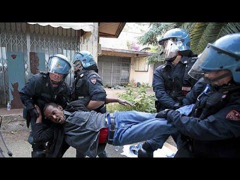 Ιταλία: Συμπλοκές μεταναστών – αστυνομικών στο Βεντιμίλια