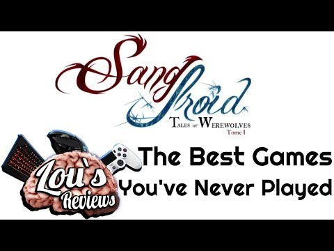 Sang-Froid: Tales of Werewolves - The Best Games You've Never Played