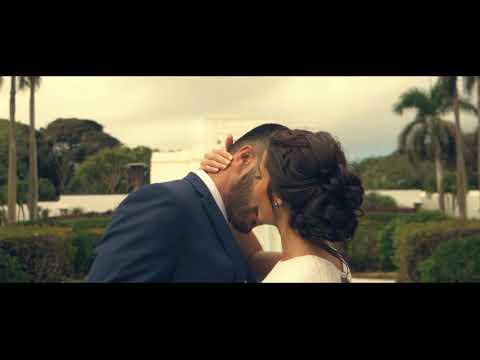 Laie Hawaii Temple Wedding // Tia + Maka