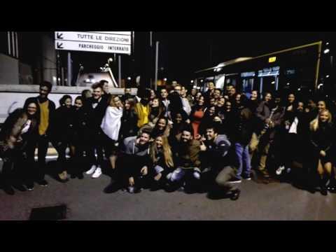 In discoteca col bus, la prima a Bergamo