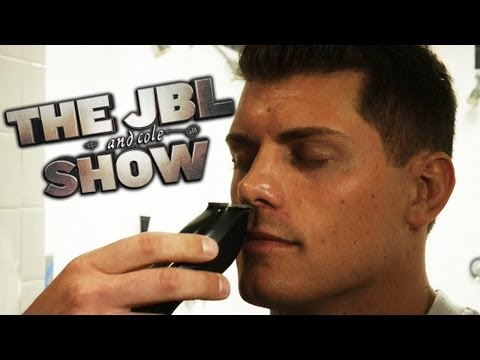 0 Which WWE Star Shaved Cody Rhodes Mustache?, Injury Update On Nikki Bella, Tensai
