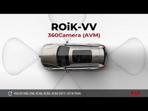 VOLVO xc40/xc60/xc90/s60/s90 Front camera , 360 camera