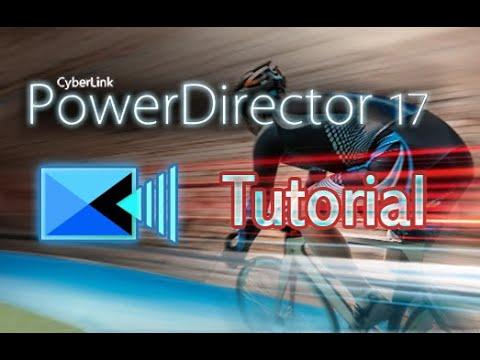 CyberLink PowerDirector 17 - Full Tutorial for Beginners [15 MINS]