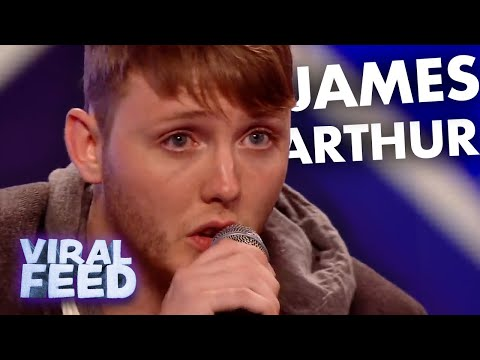 X FACTOR WINNER JAMES ARTHUR - Where It All Started | VIRAL FEED
