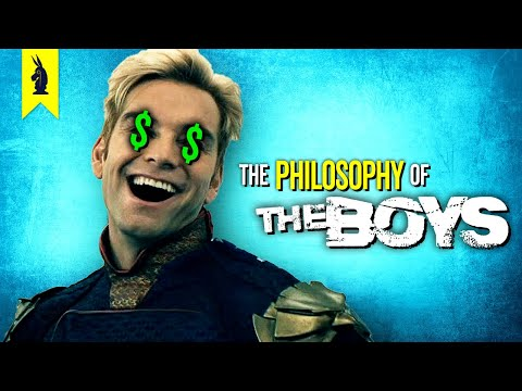 The Philosophy of THE BOYS – Wisecrack Edition