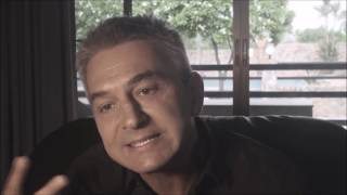 Фрагмент SKYPE выступления Дмитрия Домбровского из Тайланда перед участниками 1-го Международного Фе