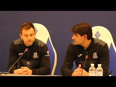 «Олімпик» — «Динамо» — 1:3. Прес-конференція Вісенте Гомеса