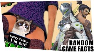 Video Gesperrt wegen Digital-Vagina & krasse Cyborg-Ninjas - Random Game Facts #77 MP3, 3GP, MP4, WEBM, AVI, FLV Februari 2017