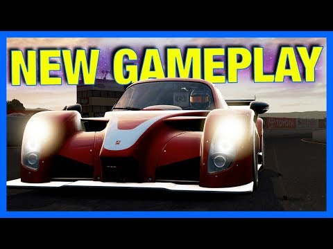 Forza Motorsport 7 : NEW GAMEPLAY!!
