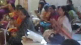 SATHYA SAI BABA  Bhajan -  (Shivarathri) Sri. Vijay Sai BS Sings In Dharmakshethra -  10/3/13