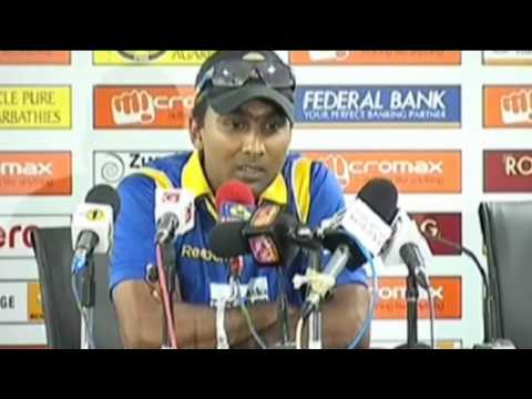 Jayawardene upbeat despite loss