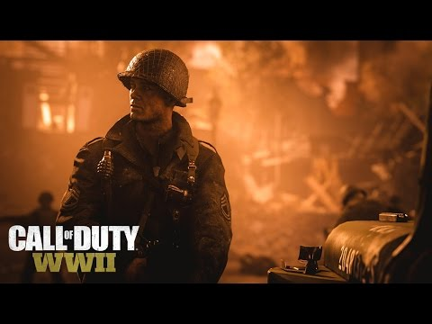 Official Call of Duty®: WWII Reveal Trailer (видео)