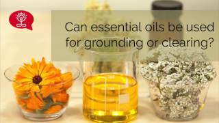 """I get asked this question often, """"Can essential oils be used for grounding or clearing?"""" The answer is actually pretty short and simple. No for clearing and yes for grounding. In this video I will talk about how you can use essential oils for grounding.DOWNLOAD: 🌟 Mini Ecourse (FREE): A mini-course outlining 21 spiritual rules to finding success when you are in """"The Pursuit of Happiness."""" http://keystothespiritworld.com/OTHER FREE RESOURCES:🌟 Join My Spirit Community (FREE): https://www.facebook.com/groups/405615596232631/?fref=nf🌟 Guided Meditation (FREE): Get my most popular guided meditation for free when you sign up for my newsletter at http://keystothespiritworld.comFIND ME HERE:Blogtalk Radio: http://www.blogtalkradio.com/hawaii-psychiciTunes: https://itunes.apple.com/us/podcast/spiritchat-by-jennifer-oneill/id359473867?mt=2Facebook Page: https://www.facebook.com/JenniferONeillAuthorTwitter: https://twitter.com/keystothespiritInstagram: https://www.instagram.com/keystothespiritworld/?hl=enPinterest: https://www.pinterest.com/keystothespirit/Linkedin: https://www.linkedin.com/in/jennifer-o-neill-20b32821/"""