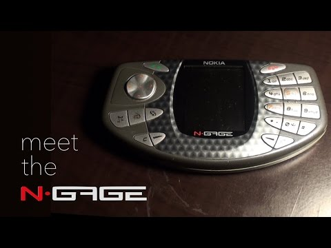 Meet the Nokia N-Gage