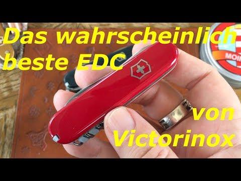🚨 Das wahrscheinlich beste EDC-fähige Victorinox der Welt‼️   4K-Video