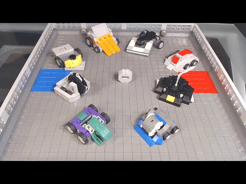 Lego Battlebots Season 5 Championship!