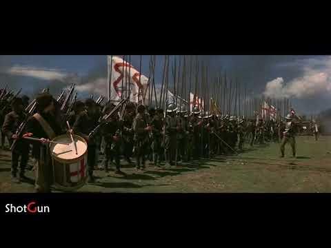 1600s warfare | pike phalanx action