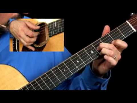 How to Play Amazing Grace on the Guitar – Part 1 – Acoustic Guitar Lessons