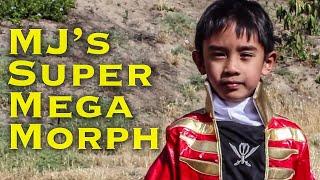 Super Megaforce Red Ranger Kid [Power Rangers Morph]