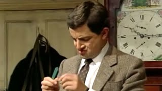 Mr Bean: The Original Creator of Travel Sized Toiletries