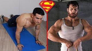 L'ENTRAINEMENT SUPERMAN !! (exercice maison)