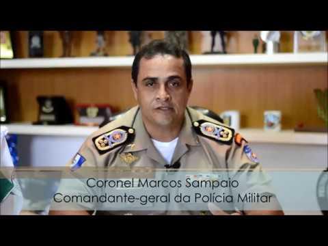 Mensagem de Natal do comandante-geral da Polícia Militar de Alagoas