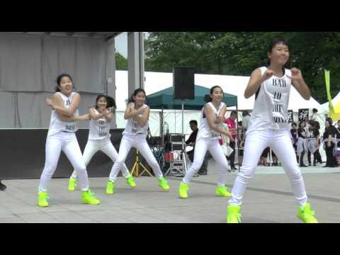 """板橋区立高島第二中学校ダンス部 """"MIX- STYLE TK2"""" さん <DANCE>"""