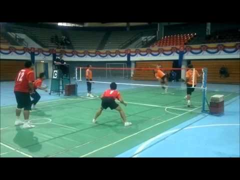 Kejohanan Sepaktakraw Terbuka Pasir Gudang, Johor 2012