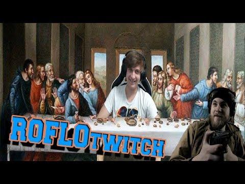 ROFLOtwitch | Жертвоприношение Ради Победы | Orkpod Спалил Лицо |