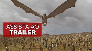 Trailer oficial da 7ª Temporada de Game of Thrones!!! Chega logo 16 de julho!!!