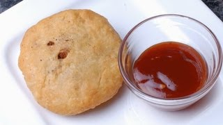 Mix Vegetable Kachori - By VahChef @ VahRehVah.com