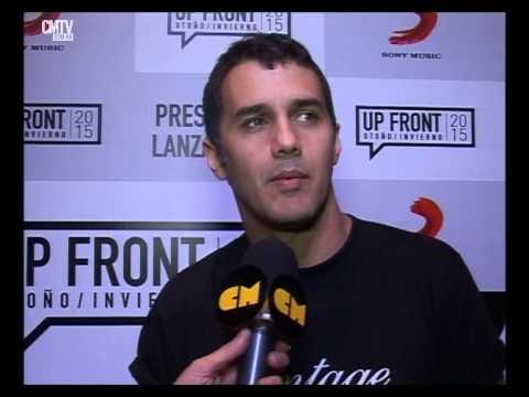 Jauría video Entrevista Sony Up Front - Mayo 2015