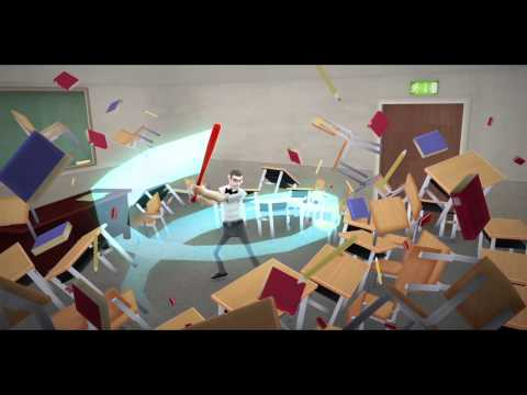 Video of Smash the School - Stress Fix!