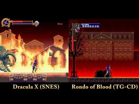 16-Bit Gems - #17 [1/2]: Castlevania - Rondo of Blood (TurboGrafx-CD)