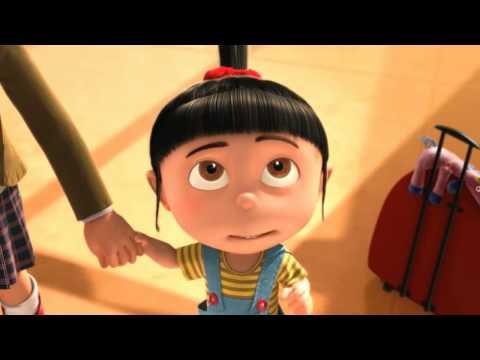 Despicable Me –  Agnes HD