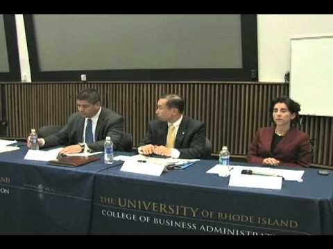 The Public Pension Crisis Panel Discussion