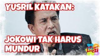 Video Di Media Sosial Ramai Jokowi Diminta Mundur, Yusril Katakan Tak Harus Mundur MP3, 3GP, MP4, WEBM, AVI, FLV September 2018