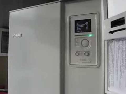 Тепловой насос NIBE F1145 на замену электрокотла